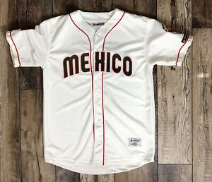 2006 World Baseball Classic Mexico #13 Baseball Jersey by el siglo - Size Large