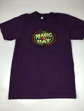 Magic Hat Brewing Company Tshirt Purple Size Mediun