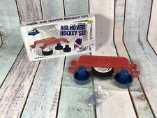 Instant Indoor AirHockey Game Portable Travel Set. Instant Air Hockey