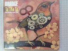 Orange CD Ta Tha Ta (2011) Live vom Herzberg Festival NEU & verschweisst