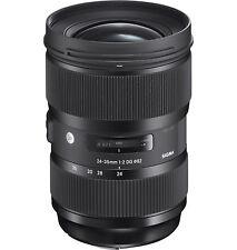 Sigma 24-35mm f/2-16 Lens