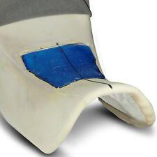 Gel pad XL para moto banco suzuki GSR 600 confort de asiento depósito