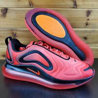 Nike Air Max 720 University Red Bright Crimson Black Sneakers AO2924-600