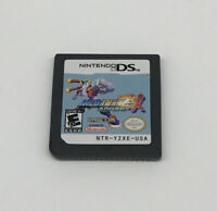 Mega Man ZX Advent (Nintendo DS, 2007) Authentic Tested Cartridge Only