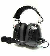 Wicom H2MD11RR Racing Radio Headset (Hybrid Boom Mic)