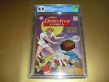 Detective Comics #278 CGC 8.0 from 1960! Batman NM DC Comics not CBCS