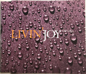 Livin' Joy – Dreamer 6-Track CD Single (Slo Moshun, Luvdup) MCA RECORDS 1993