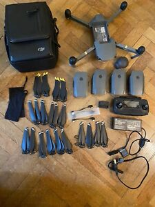 DJI Mavic Pro Drone With Fly More Combo - Excellent Condition