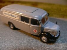 1/87 Brekina Steyr 380 paquete anclaje carro pan gris 58009 StarLine models *