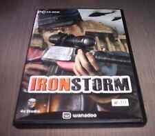 IRONSTORM  Iron Storm gioco pc originale fps completo  ITA