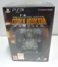 DUKE NUKEM FOREVER EDIZIONE PALLE D'ACCIAIO (PS3) NUOVA SIGILLATA LIMITED NEW