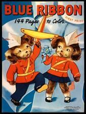 """UNCOLORED """"Blue Ribbon"""" #3435 Merrill 1941 (2721)"""