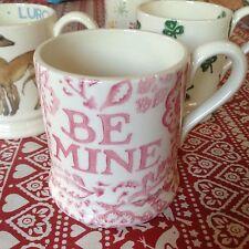 Emma Bridgewater Pink Wallpaper Be Mine 0.5pt Mug New Best