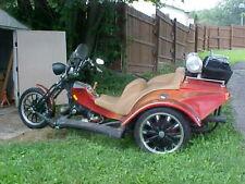 1973 Custom Built Motorcycles Trike