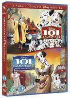 Nuevo 101 Dalmatians/101 Dalmatians II Parches Londres Aventura DVD
