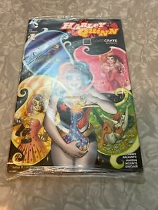 Harley Quinn Lootcrate Exclusive #1 SEALED ( March 2016 ) DC Comics JW