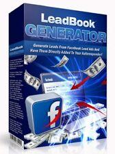 2017 Lead Book Generator powerful plugin building mailing list automatically