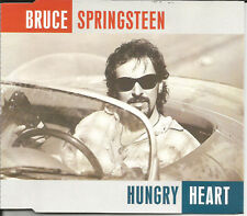 BRUCE SPRINGSTEEN Hungry heart 5TRX w/ 3 LIVE TRX & BERLIN vers CD single SEALED