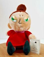 """Moomins Little My Character Plush Doll 9"""" The Moomins Series Vintage 1996"""
