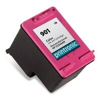 Recycled HP 901 (CC656AN) Color for HP OfficeJet J4540 J4680c J4524 J4624