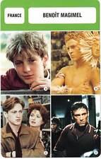 FICHE CINEMA :  BENOIT MAGIMEL -  France (Biographie/Filmographie)