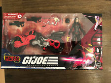 GI JOE CLASSIFIED TARGET EXCLUSIVE BARONESS COBRA COIL FIGURE MINT