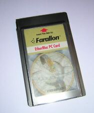 Farallon Pcmcia EtherMac Ethernet Lan Pc Card Apple Mac without Dongle Cable
