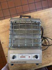 Markel Neo-Glo Automatic Portable Heater Model 198-ts