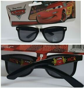 """Disney PIXAR Cars """"McQueen MCO"""" Sonnenbrille Kinder Brille Sonnenschutz UV400"""