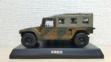 1/64 Kyosho HMV HIGH MOBILITY VEHICLE Military Army Jeep Truck diecast car model