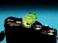 Two Double 2 Axis Bubble Spirit Level Hot Shoe For Canon Olympus Pentax & Others