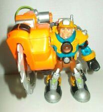 2001 Rescue Heroes PowerMax Jack Hammer, Construction Figure