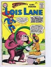 Superman's Girl Friend Lois Lane #54 DC Pub 1965