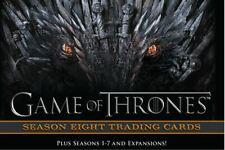 Game of Thrones Season 8 Master Set II