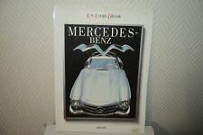 LIVRE DECOR  MERCEDES BENZ IMAGE AFFICHE FICHE TECHNIQUE GRUND VINTAGE 1986