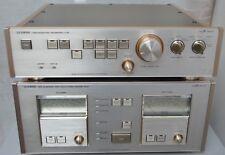 Luxman M-05 + C-05