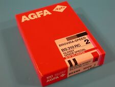 AGFA Brovira-Speed BS 310 RC 10X15cm 100 Sheets Grade 2 Un-Opened Old Stock