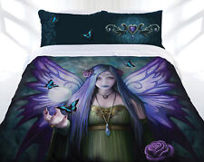 ANNE STOKES - MYSTIC AURA KING Bed Quilt/Doona Cover Set