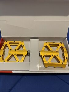 VP Components 001 Anodized Gold 9/16 Pedals