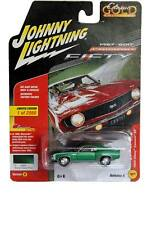 2017 Johnny Lightning Classic Gold CAMARO FIFTY 1969 Camaro SS #1 VersB Rel4