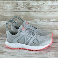 New Balance 520 Womens Size 6.5 Wide Gray Athletic Gym Training Running Shoes