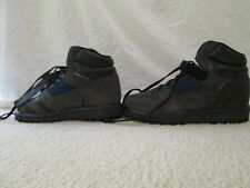 Vintage 90s L.A. Gear Street Hiker Shoes Size 9 Sneakers Boots Suede Leather