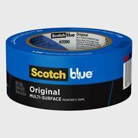 "ScotchBLUE 1.88"" x 60 yd. Medium Strength Original Painter's Tape 1 pk 2090-48NC"