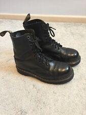 dr martens Steel Toe safety boots Size 6