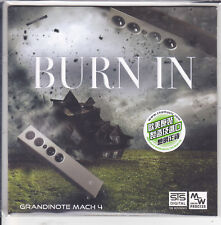 """Burn In CD"" STS Digital MW Coding Process Audiophile Test Demo CD Paper Sleeve"