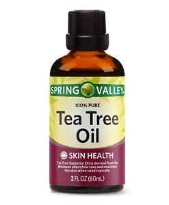 Spring Valley, 100% Pure Australian Tea Tree Oil, 2 fl oz