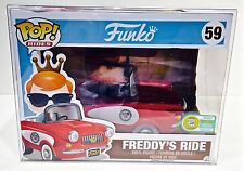 3 Box Protectors For FUNKO FREDDY'S RIDES READ!!  Clear Display Case Pop! Vinyl