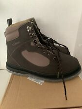 Mens Size 11 L.L bean Wading Boots New Emerger