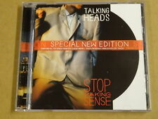 CD SPECIAL NEW EDITION / TALKING HEADS ‎– STOP MAKING SENSE