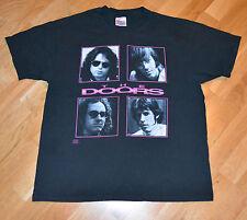 RaRe *1990's THE DOORS* vintage rock concert band t-shirt (L/XL) Jim Morrison